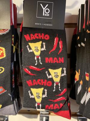 Nacho Sock