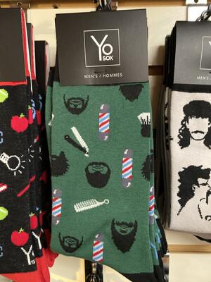 Team Beard Sock