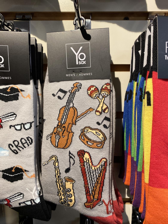 Music Instrament Sock