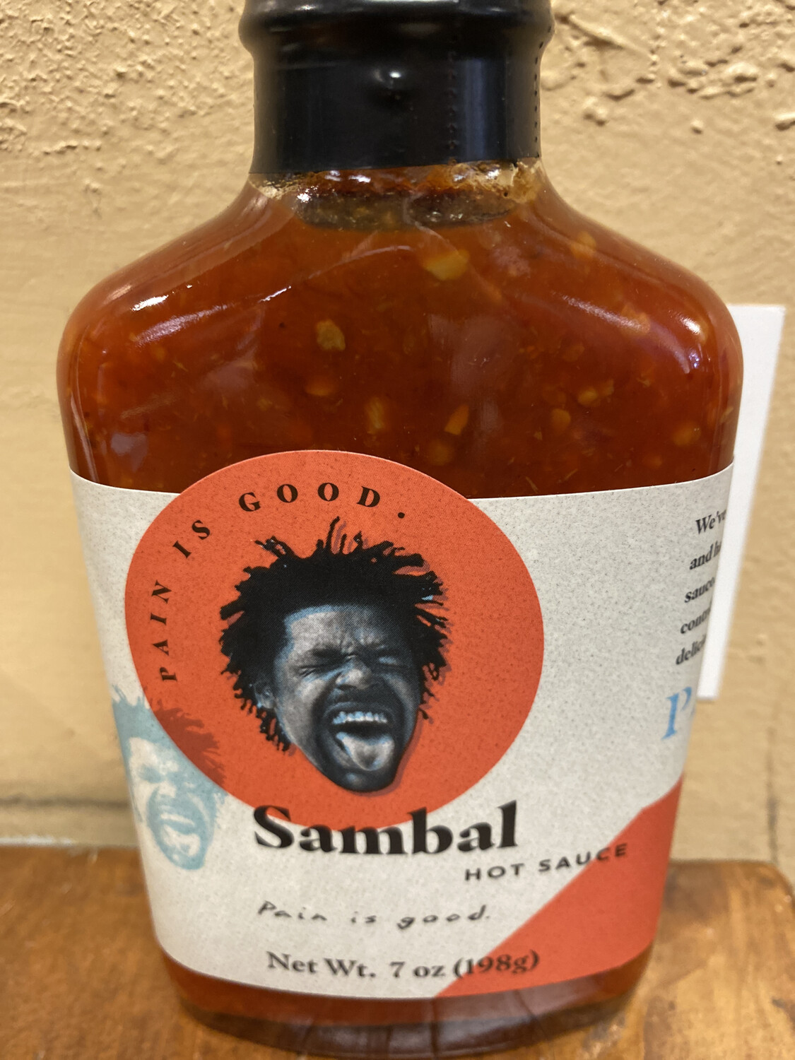 Pain Is Good Sambal