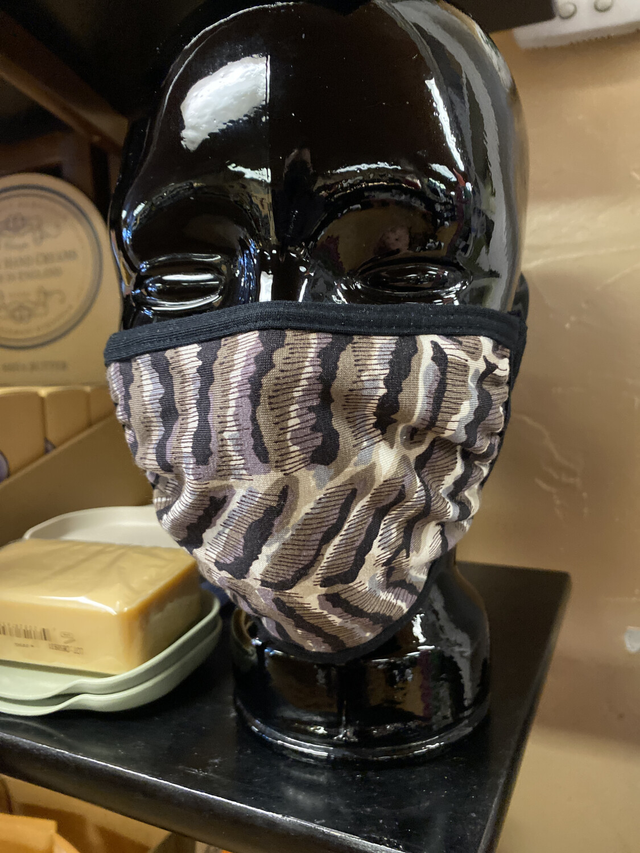 Inside Out Mask Cheetah Print