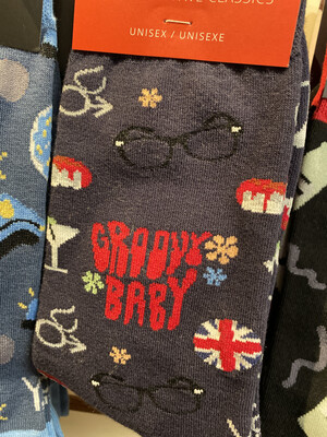 Groovy Baby Sock