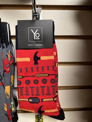 Tool Man Sock