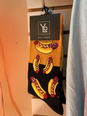 Hot Dog Sock