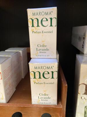 Maroma Essential Oil Perfum Cedar Lavander