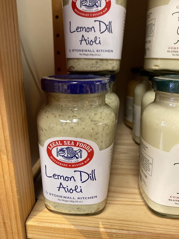 LSF Lemon Dill Aioli