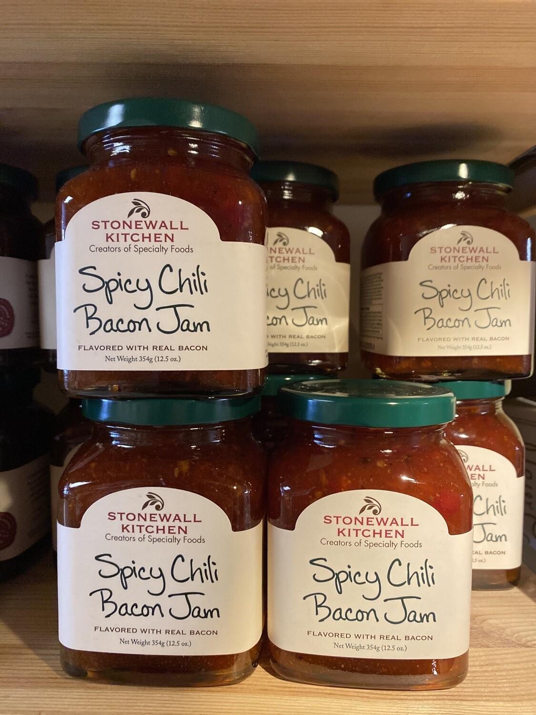 Stonewall Kitchen Spicy Chili Bacon Jam