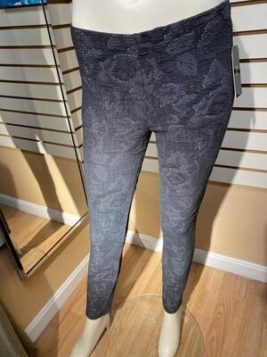 Major Deal Clara SunWoo Textured Legging Pant Gray's Only 2