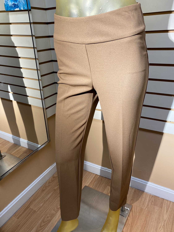 Up Luxe Pant Caramel Size 12 Beautiful Crepe.