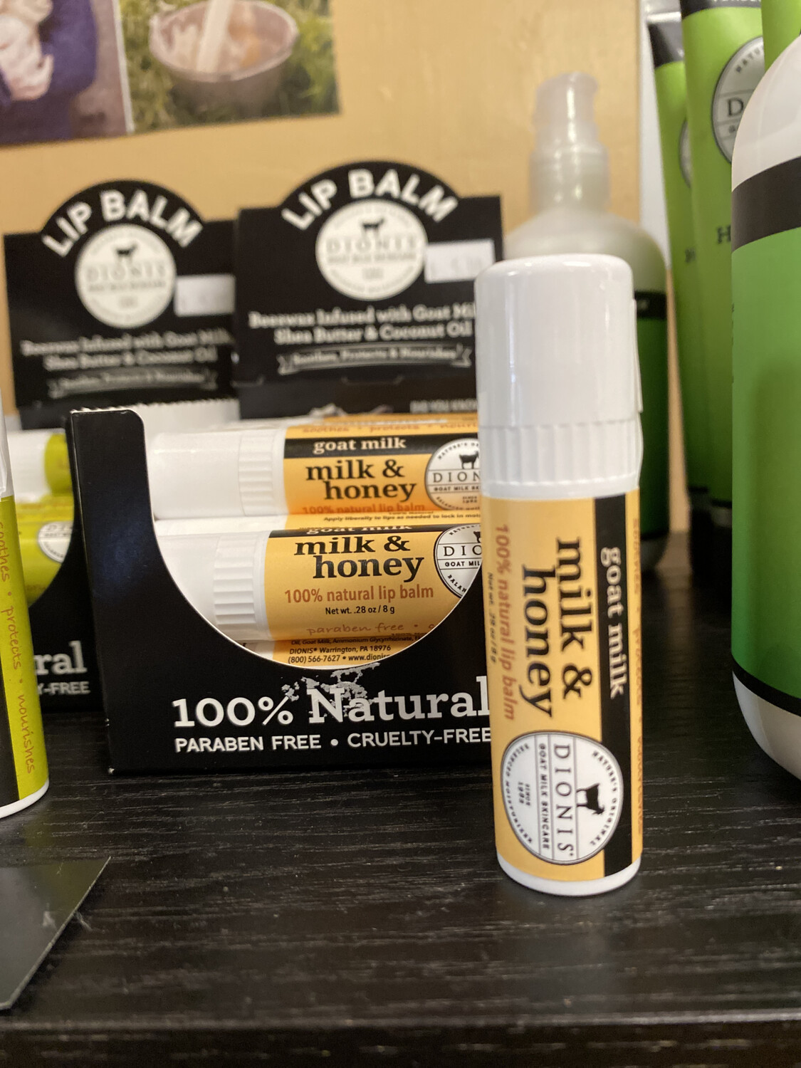 Milk And Honey Lip Balm