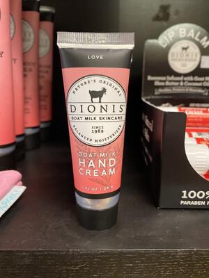 Love Hand Cream 1 Oz