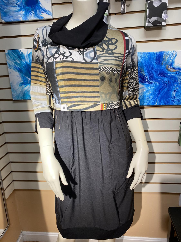 Dolcezza Poetic Metaphor Dress M
