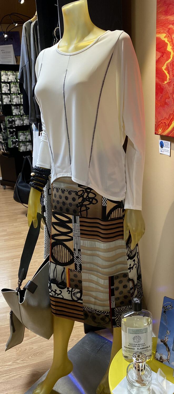 Major Deal Dolcezza Poetic Metaphor Long Skirt XL