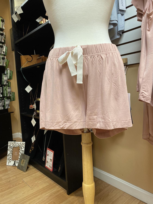 Sleep Shorts Pink XS