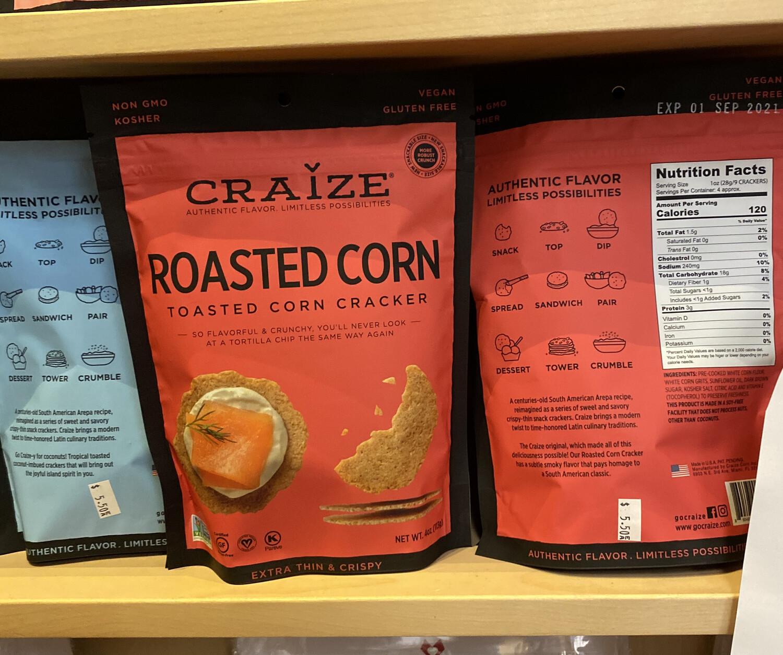 Craize Corn Roasted Corn