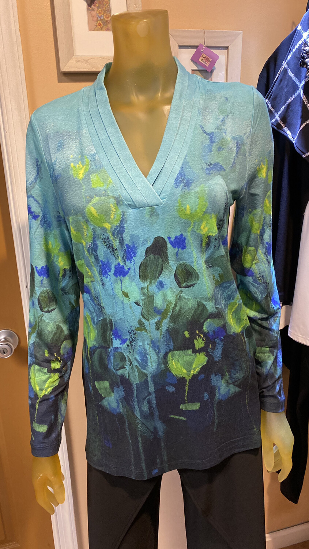 Dolcezza Fantaisie Florale Tunic XL