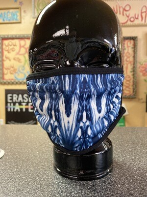 Inside Out 3 Layer Mask Sci- Fi Blue, White