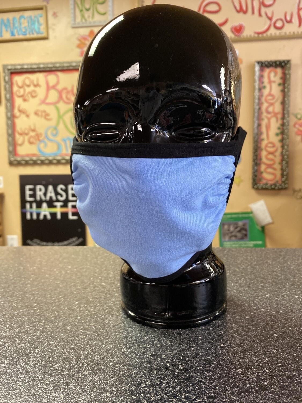 Inside Out 3 Layer Mask Light Blue