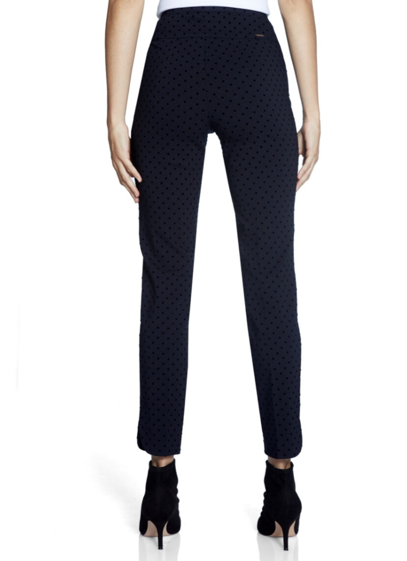 Up Navy Black Dot Pant 2
