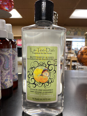 La Tee Da Butterfly Kisses Floral Blossoms & Fruity Notes