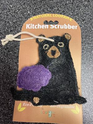 Loofah Huckleberry Bear