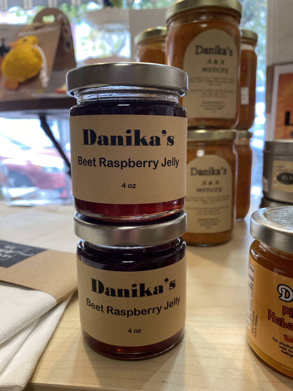 Danika Beet Raspberry Jam