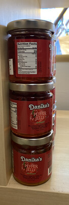 Danika Pepper Jelly 4oz