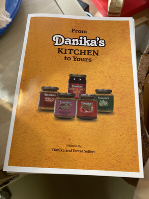 Danika Cook Book