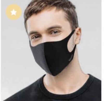 Mask 4 Aide Black