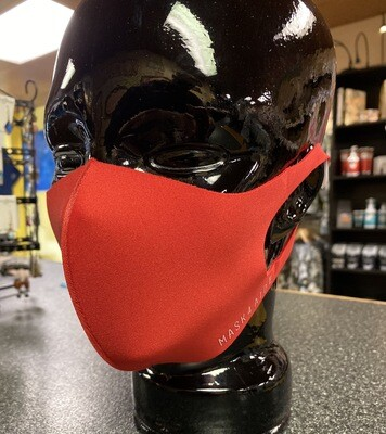 Mask4aide Solid Red