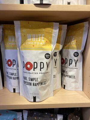 Poppy White Cheddar Poppy