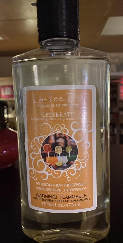 La Tee Da Celebrate Invigorating Citrus 16oz