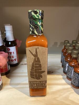 Hanks Camouflage Hot Sauce