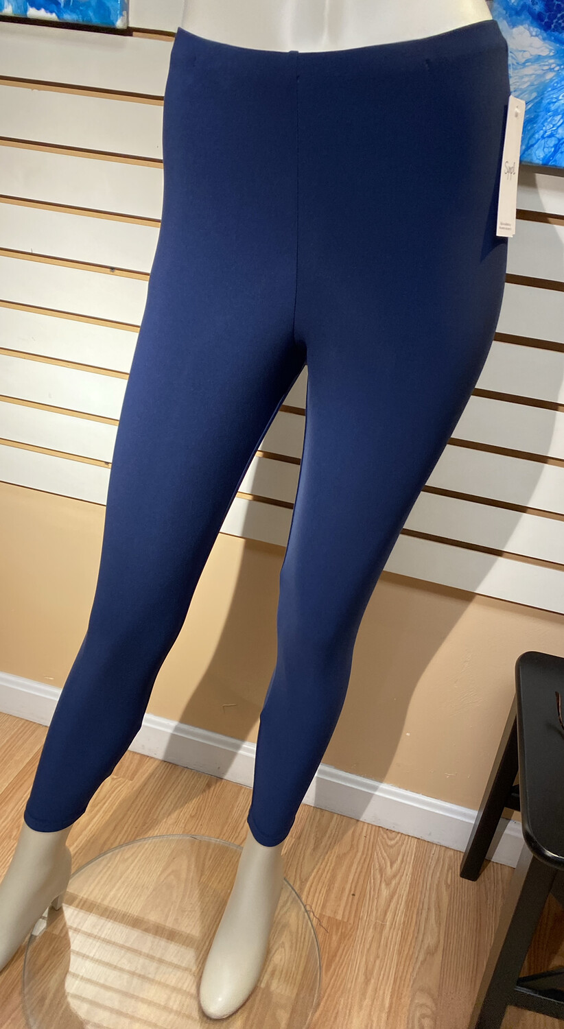 Sympli Legging New Denim Color Size 12