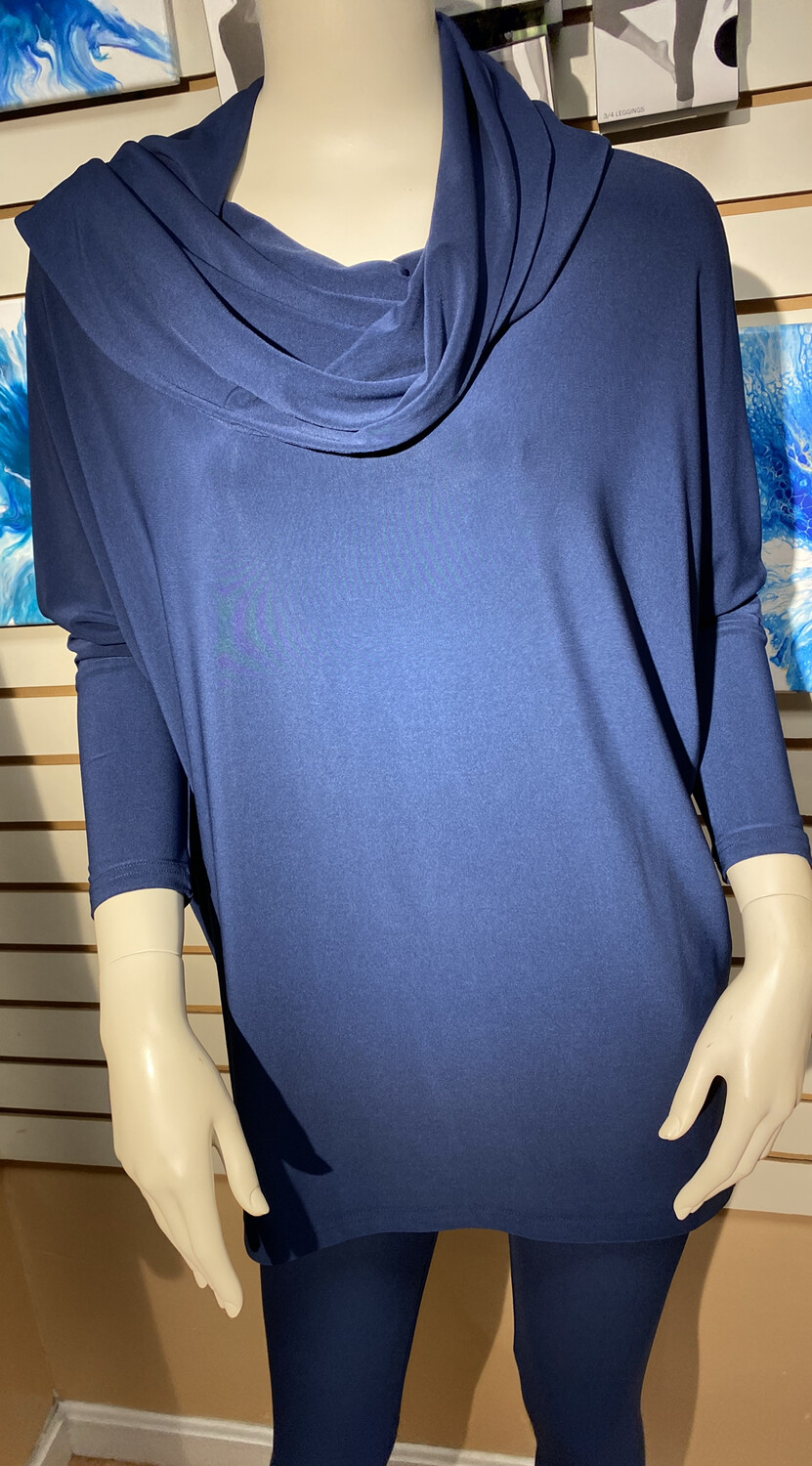 Sympli Wander Tunic New Denim Size 4 This Top Is So Luxurious.