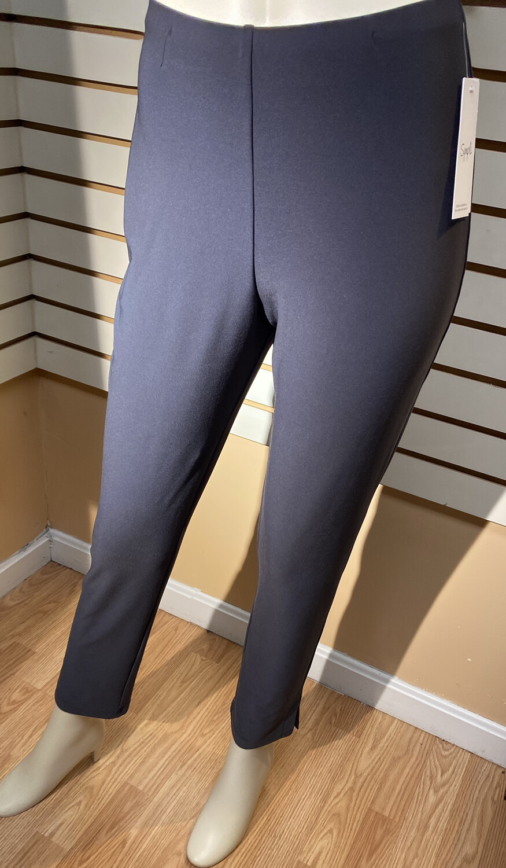 Sympli Narrow Pant Midi Graphite Rich Ash Gray Size  4