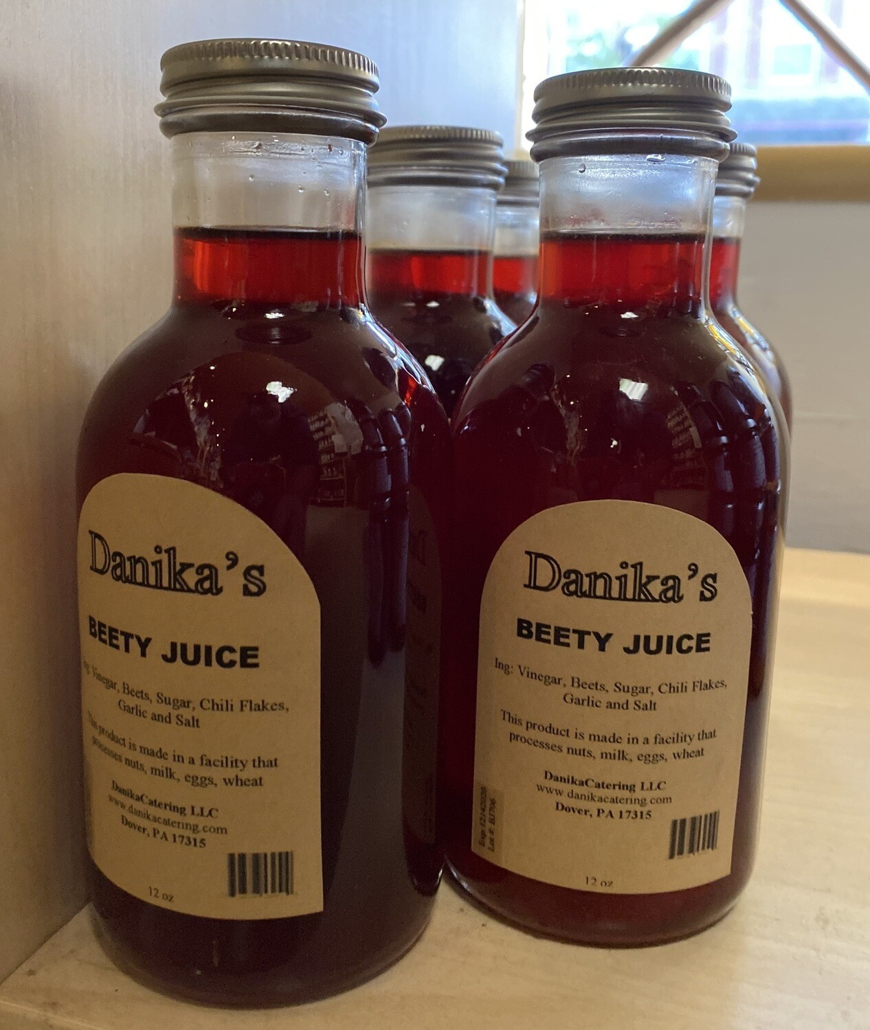 Danika Beety Juice