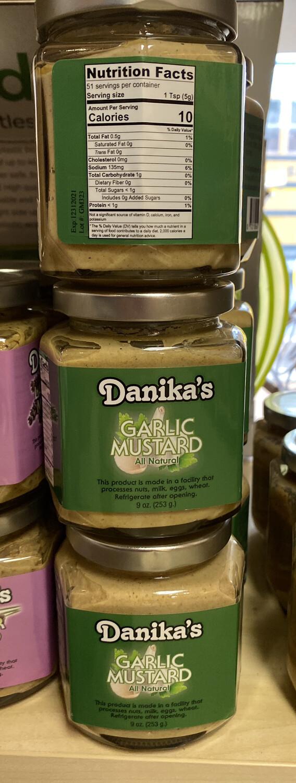 Danika Garlic Mustard