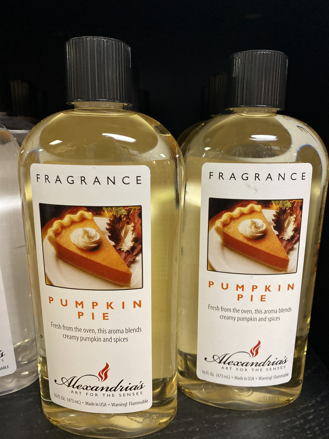 Alexandria Pumpkin Pie Oil