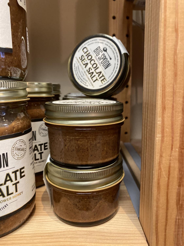 Chocolate Sea Salt Mini 3oz