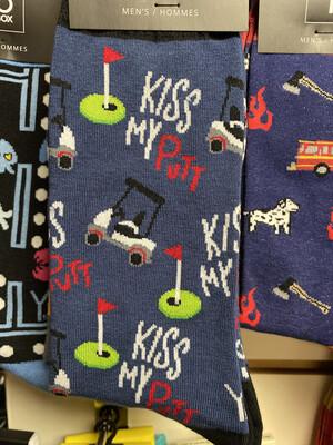Yo Sox Kiss My Putt