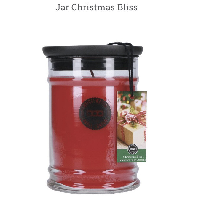Bridgewater Christmas Cheer Soy Candle Sm