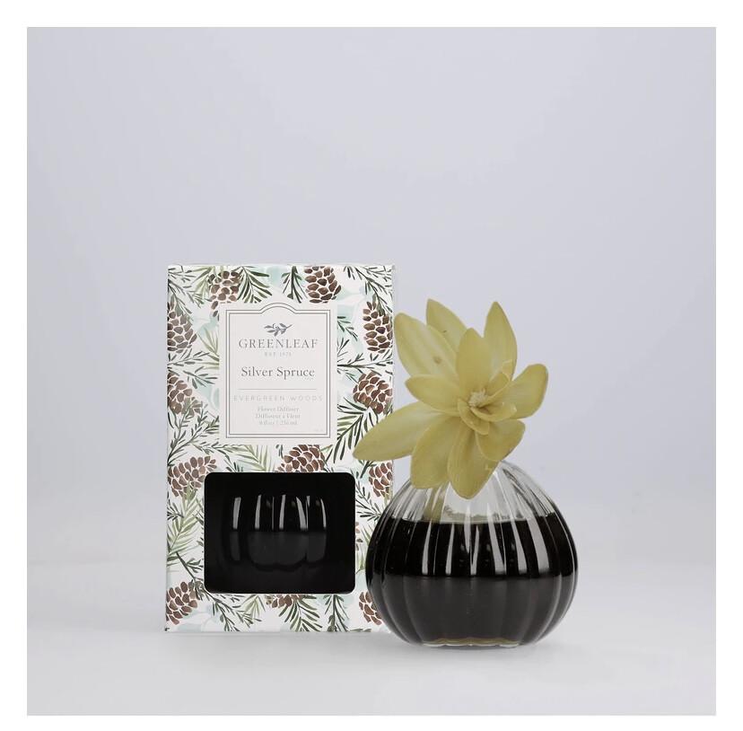 Silver Spruce Flower Diffuser
