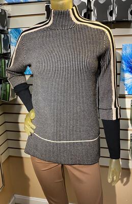 Coco Print Sweater XS