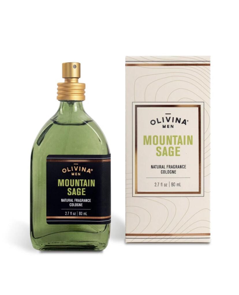 Olivina Men Mountain Sage Colgne