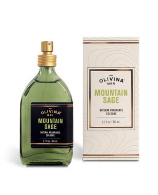 Men Mountain Sage Colgne