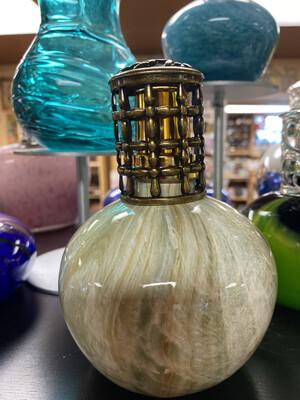 La Tee Da Lamp Ivory Elegance