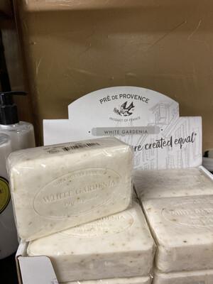 Pre De Provence Large 250G White Gardenia Soap