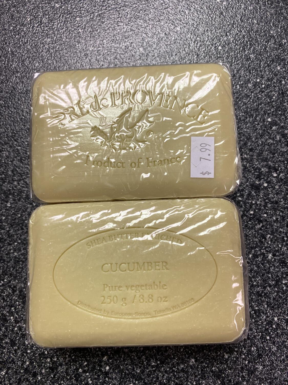 Pre de Provence Large 250G Cucumber Soap