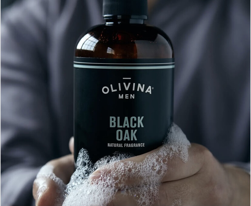 Olivina All In One Wash Black Oak
